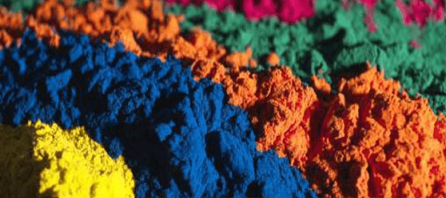 Порошковая полиуретановая краска