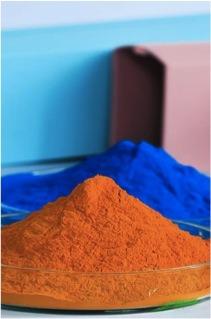 Ассортимент порошковых красок Pulver