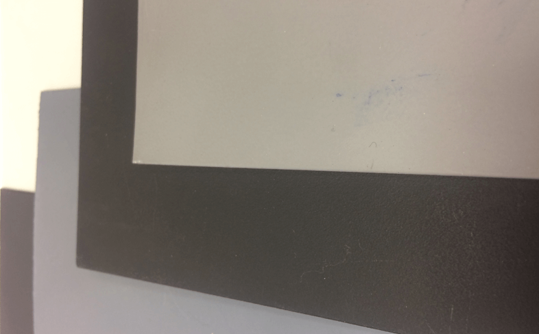 Порошковая краска матовая